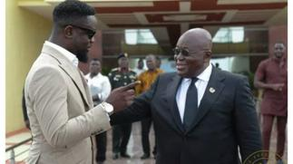 Ghanaians tackle Sarkodie after coming out to say he supports #FixTheCountry » GhBasecom™