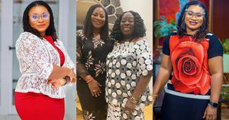 Charlotte Osei: Former EC Boss Flaunts Her Pretty 86-Year-Old Mother In New Photo; Many Can't Believer Her Age ▷ Ghana news