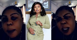 Afia Schwarzenegger Calls A Troll On Phone To Insult Him For Commenting Nonsense On Her Post » GhBasecom™
