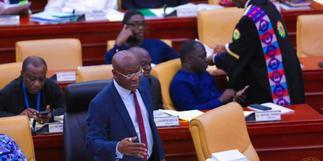 Kyei-Mensah-Bonsu calls for dialogue on monetisation of politics