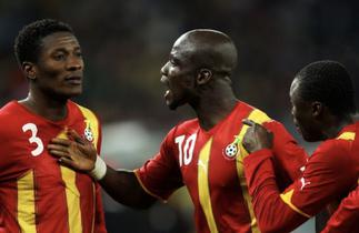 Stephen Appiah controversially leaves out Asamoah Gyan as he names his Top 5 Black Stars Players
