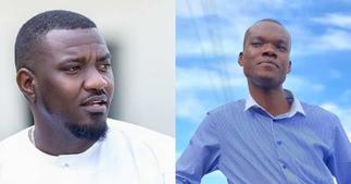 John Dumelo commends Citi FM/TV's Caleb Kudah for being daring in security zone ▷ Ghana news