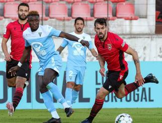 Abdul-Aziz Yakubu secures Portuguese top division promotion with Estoril Praia