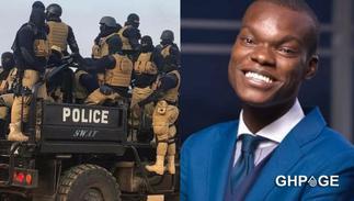 National Security arrests Citi FM journalist Caleb Kudah