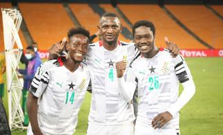 Our dream is to win a trophy for Ghana