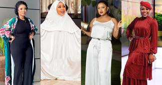McBrown, Jackie Appiah, Poloo, Berla Mundi, Serwaa Amihere, Others Celebs Drop Beautiful Eid-al-Fitr Photos ▷ Ghana news