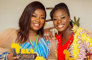 Stacy Amoateng and daughter win awards at Africa Business and Arts Awards