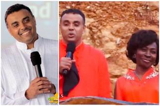 Mrs Adelaide Heward-Mills, wife of Dag Heward Mills snubs 'lighthouse scandal' as she sends husband the coolest message to mark his b'day » GhBasecom™