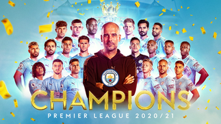 Manchester City crowned English Premier League champions