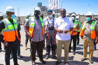 Ibrahim Mahama commended by Alan Kyerematen over Dzata Cement