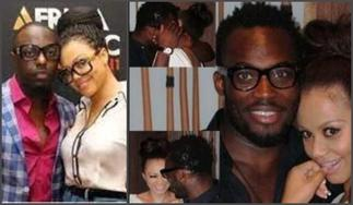 Nadia Buari Sends Coded Message To Essien, Jim Iyke And Co