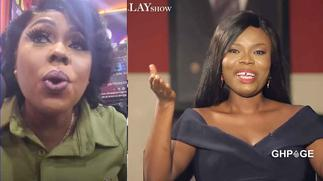 Afia Schwar reveals what will make her have an interview on the Delay Show