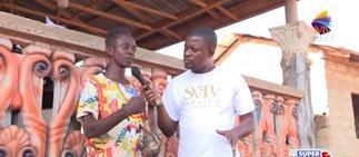 I am the first fufu machine inventor in Ghana