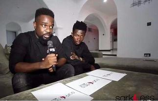 Strongman faces off with fan who said he wouldn't be anything without Sarkodie » GhBasecom™