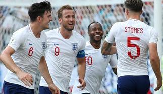 Chelsea and Man City stars to lead England Euro 2020 opener against Croatia