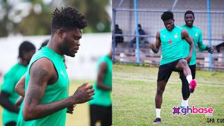 Thomas Partey returns to feature in Ghana-Ivory Coast friendly after he was reportedly sacked from Black Stars camp » GhBasecom™