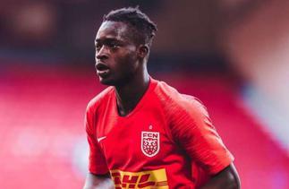 Ghana prodigy Kamaldeen Sulemana lands in Amsterdam for Ajax medical