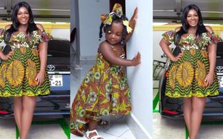 Tracey Boakye Expensively Redecorates Her House for Nhyira's Birthday Party