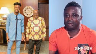 Charles Taylor warns Hudson-Odoi against playing for Black Stars