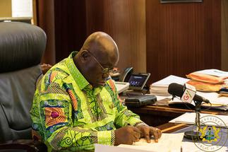 Akufo-Addo solely responsible for $170m judgment debt