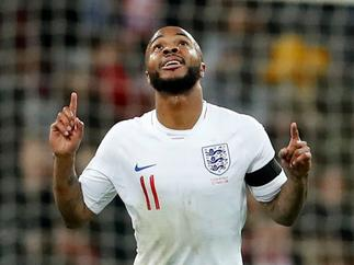 Sterling grabs winner to hand England top spot in group D