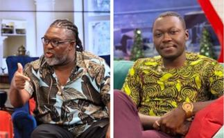 Hammer, Arnold Asamoah Baidoo apologize for attacking each other