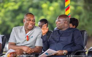 A Bawumia, NAPO ticket will shake Ghana in 2024