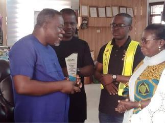 GRA awards Dr. Kwaku Oteng as 'Best Excise Taxpayer' after Captain Smart saga