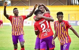 Hearts of Oak coach Samuel Boadu wants league matches played simultaneously