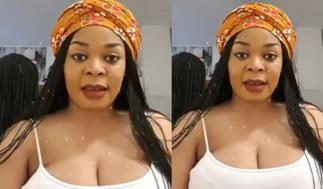 Joyce Dzidzor Mensah Curses Mahama With Red Candle For Causing Her Pain -Video