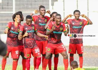 LIVE UPDATES: Asante Kotoko vs Karela United