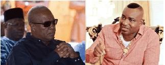 John Mahama owes Joyce Mensah huge amount of money