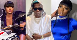 Shatta Wale and Musician Efya kiss in new Video; Ghanaians React in Surprise ▷ Ghana news