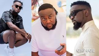 I asked Nautyca to remove Sarkodie's verse off his song