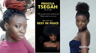 Priscilla Tsegah wasn't a lesbian