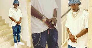 Shatta Wale Caught In 'Fake' DSQUARED2 Jeans Saga After Claiming Arnold's Shoe Cost GHC2.50 ▷ Ghana news