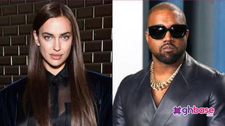 Kanye West reportedly dating model Cristiano Ronaldo's ex, Irina Shayk months after Kim Kardashian split » GhBasecom™