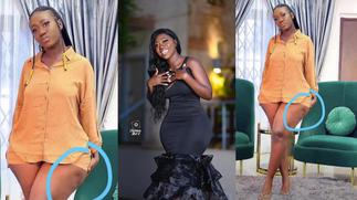 Hajia Bintu replies to trolls who mistook her cellulite to mean she has gone for liposuction to enhance her looks » GhBasecom™