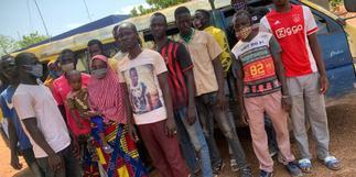 U/West: 26 Burkinabes arrested for entering Ghana illegally sent back
