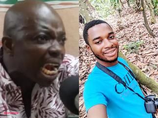 Abronye DCE is a Stupid Fool- I Can Feed Him and His Entire Family- Twene Jonas Gives Abronye a Dirty Wash- VIDEO