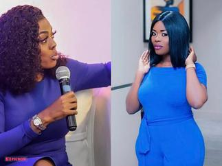 Delay Responds With Fire To Nana Aba's Threats That She's Been Running Away From An Interview With Her