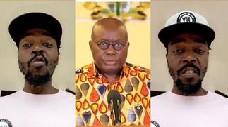 Kwaw Kese sends interesting Fathers' Day message to Akufo-Addo [Video] » GhBasecom™