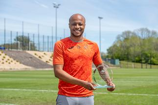Andre Ayew reportedly earned £80,000-a-week at Swansea