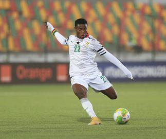 Liverpool have not signed Ghana's Fatawu Ishahaku