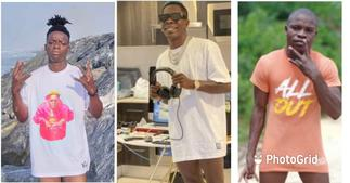 Shatta Wale Sets The No Jeans Challenge After Taking Off His Jeans In Recent Photo » GhBasecom™