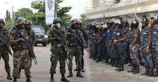 Military to be deployed for Hearts vs Kotoko clash