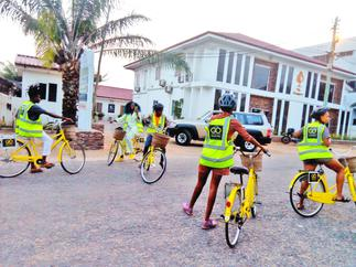 Go City Cycle Share & Tour promotes bike-sharing culture in Ghana – Citi Business News