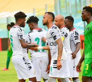 LIVESTREAMED: Ghana vs Ivory Coast
