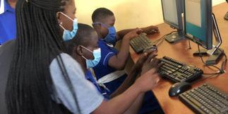 Sagnarigu: Teacher's personal initiative secures ICT lab for Zagyuri Anglican School