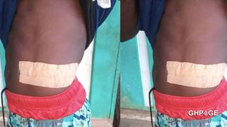 11-years-old armed robber stabs security man